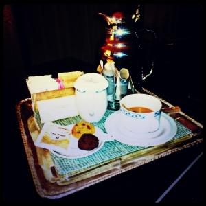 Tea Service - Four Seasons