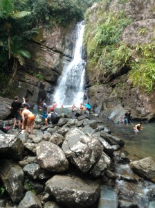 El Yunque - Waterfall